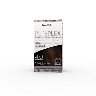 Knight & Wilson PurePlex 4.0 Dark Brown Permanent Color