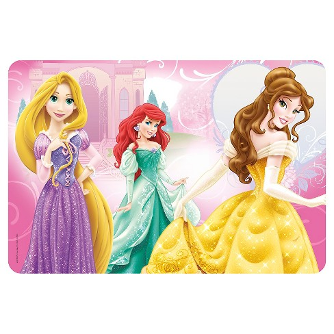 "Disney Princess 11.5""x17.5"" Placemat - Zak Designs - image 1 of 1"