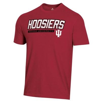 NCAA Indiana Hoosiers Men's Short Sleeve T-Shirt
