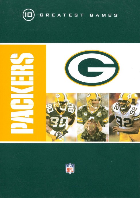 Nfl Greatest Games Series:Green Bay P (DVD) - image 1 of 1