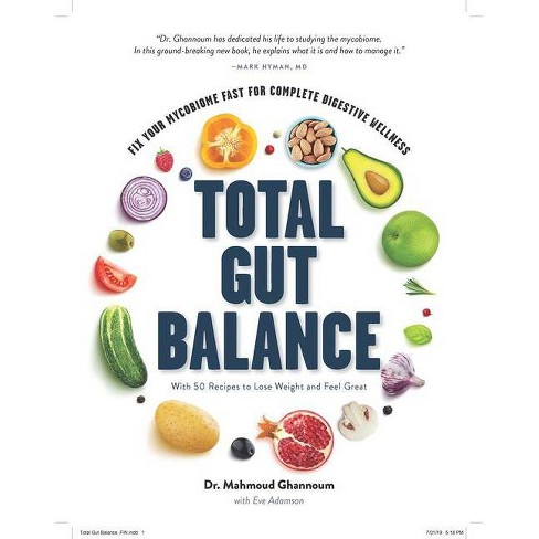 Total Gut Balance - by  Mahmoud Ghannoum (Hardcover) - image 1 of 1