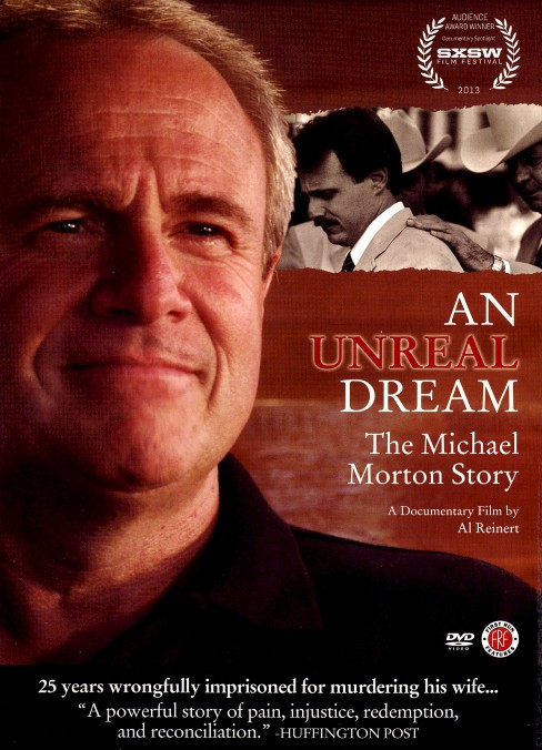 Unreal dream:Michael morton story (DVD) - image 1 of 1