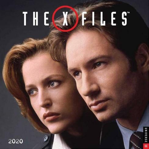 The X-Files 2020 Wall Calendar - by 20th Century Fox
