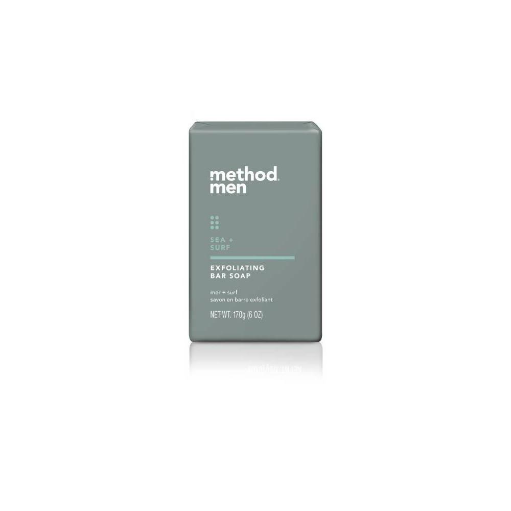 Image of Method Men Exfoliating Bar Soap - 6oz