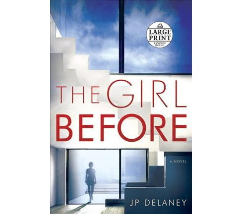 Girl Before (Paperback) (J. P. Delaney) - image 1 of 1