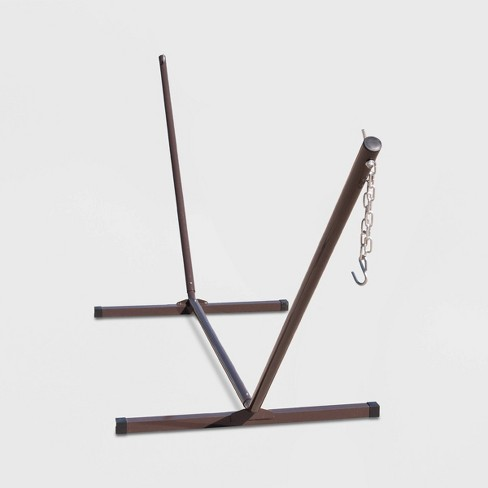 12' Two-Point Patio Hammock Stand - Black/Bronze - Algoma - image 1 of 2