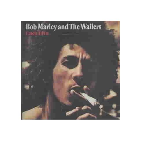 Bob Marley - Catch a Fire (Bonus Tracks) (Remaster) (CD) - image 1 of 2