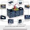 Picnic at Ascot Original Folding Trunk Organizer with Removable Cooler - Durable No Sag Design - image 3 of 4
