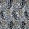 2pk Oversize Setra Stone Rectangular Throw Pillows Black - Pillow Perfect - image 2 of 2