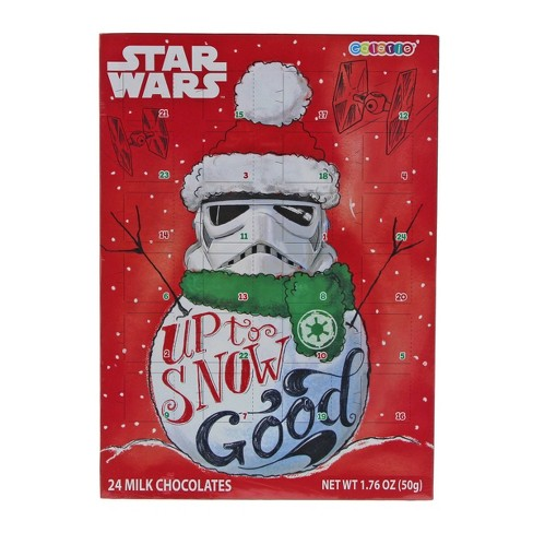 Star Wars Classic Vertical Advent Calendar with Chocolate - 1.76oz - image 1 of 1