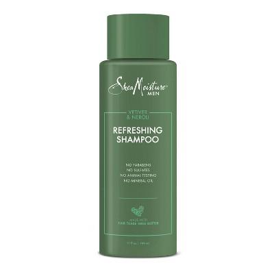 SheaMoisture Refreshing Shampoo Neroli & Vetiver - 15 fl oz