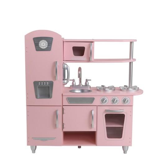 KidKraft Vintage Kitchen - Pink image number null