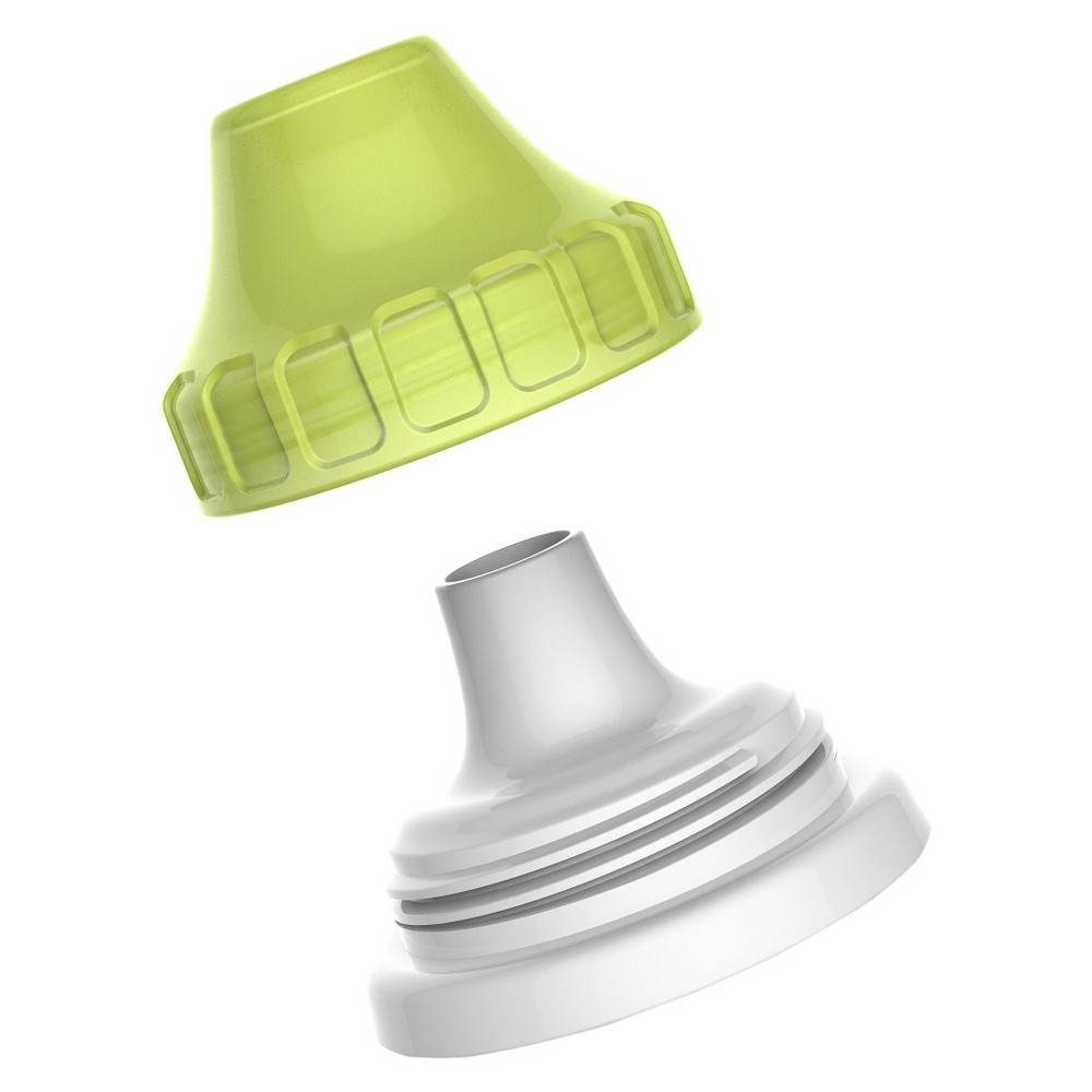 Image of Kiinde 2pk Snack Spouts, White