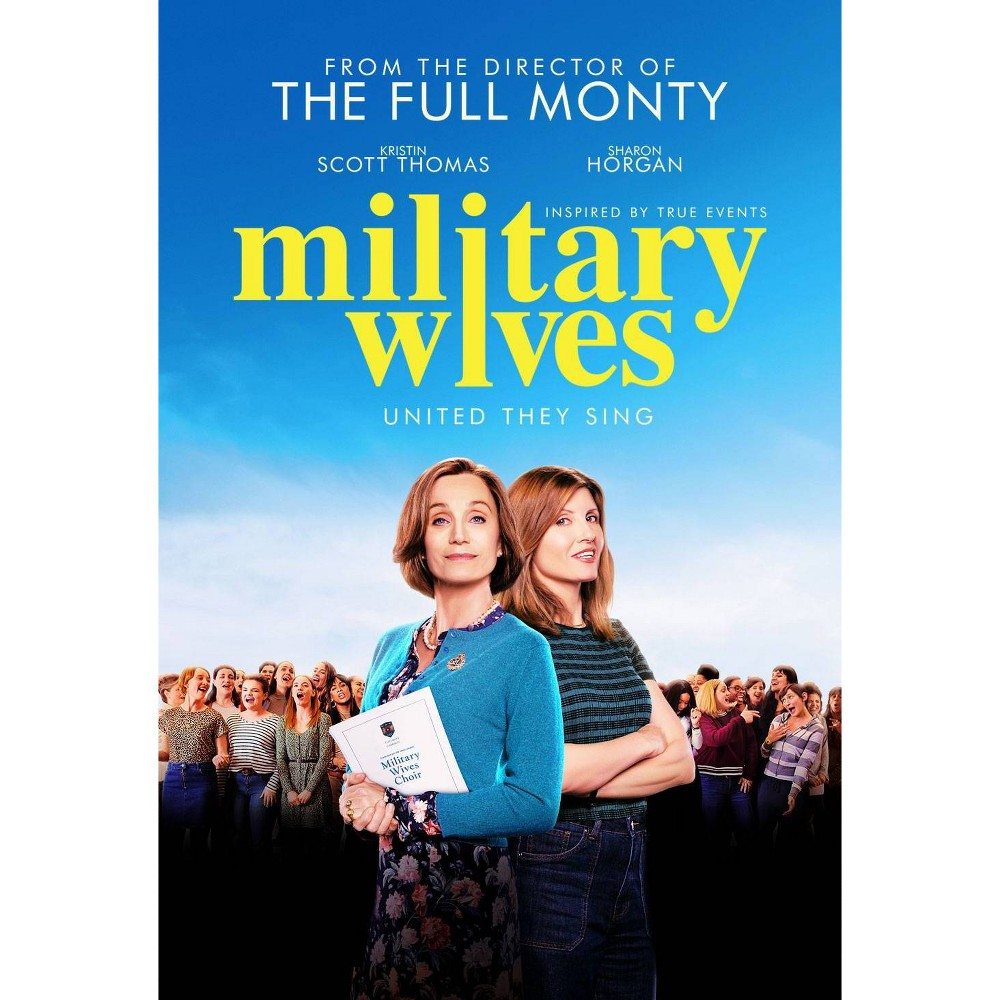 Military Wives Dvd