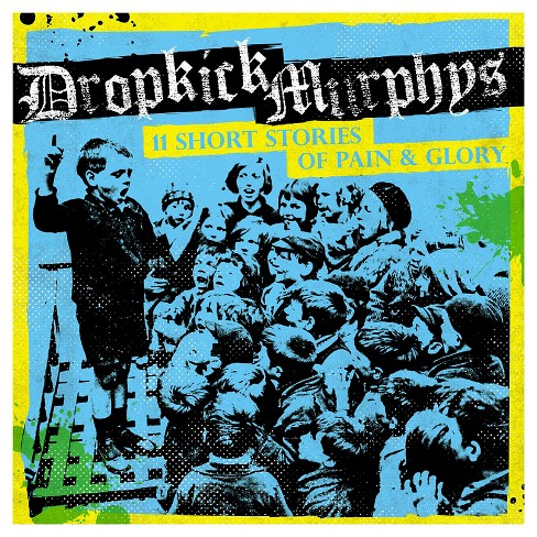 Dropkick Murphys - 11 Short Stories of Pain & Glory - image 1 of 1