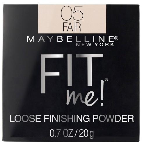 Maybelline Fit Me Loose Powder - 0.7oz - image 1 of 4