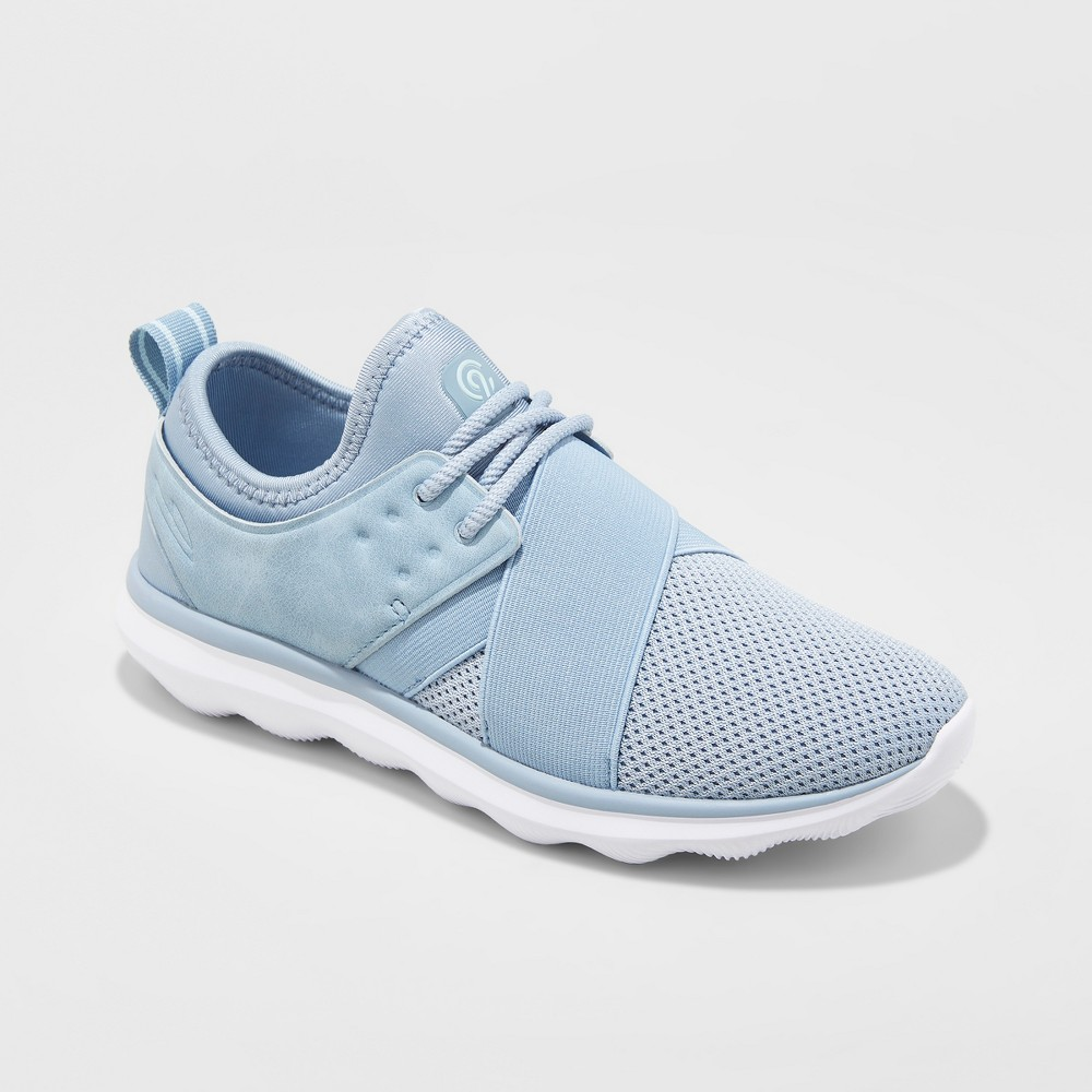 Women's Poise 2 Crossband Lace-Up Sneakers - C9 Champion Blue 7