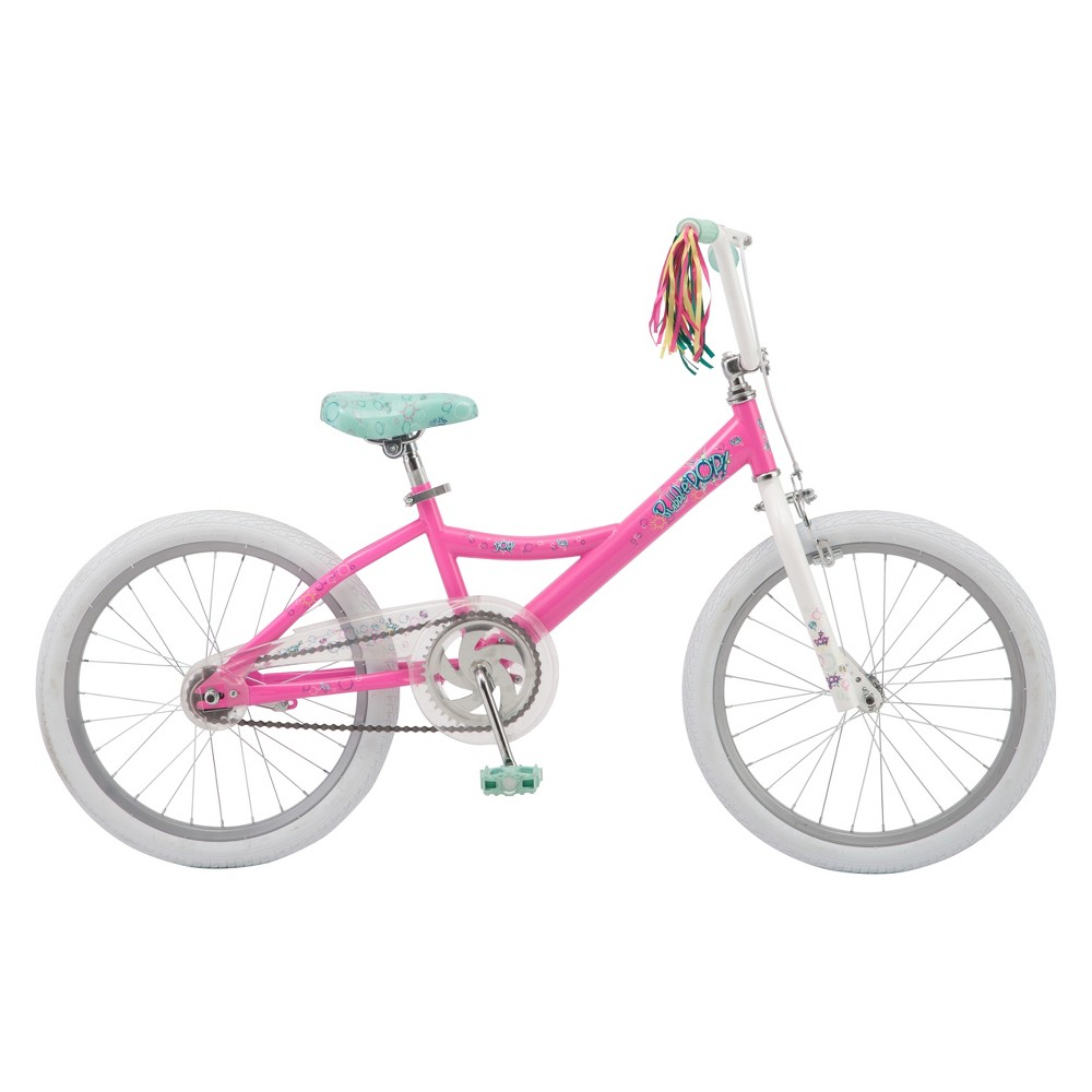 "Pacific Cycle Bubble Pop 20"" Kids Bike - Pink, Kids Unisex"