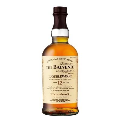 Balvenie Doublewood Single Malt Scotch Whisky - 750ml Bottle