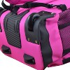 NCAA Boston College Eagles Pink Premium Wheeled Backpack - image 4 of 4
