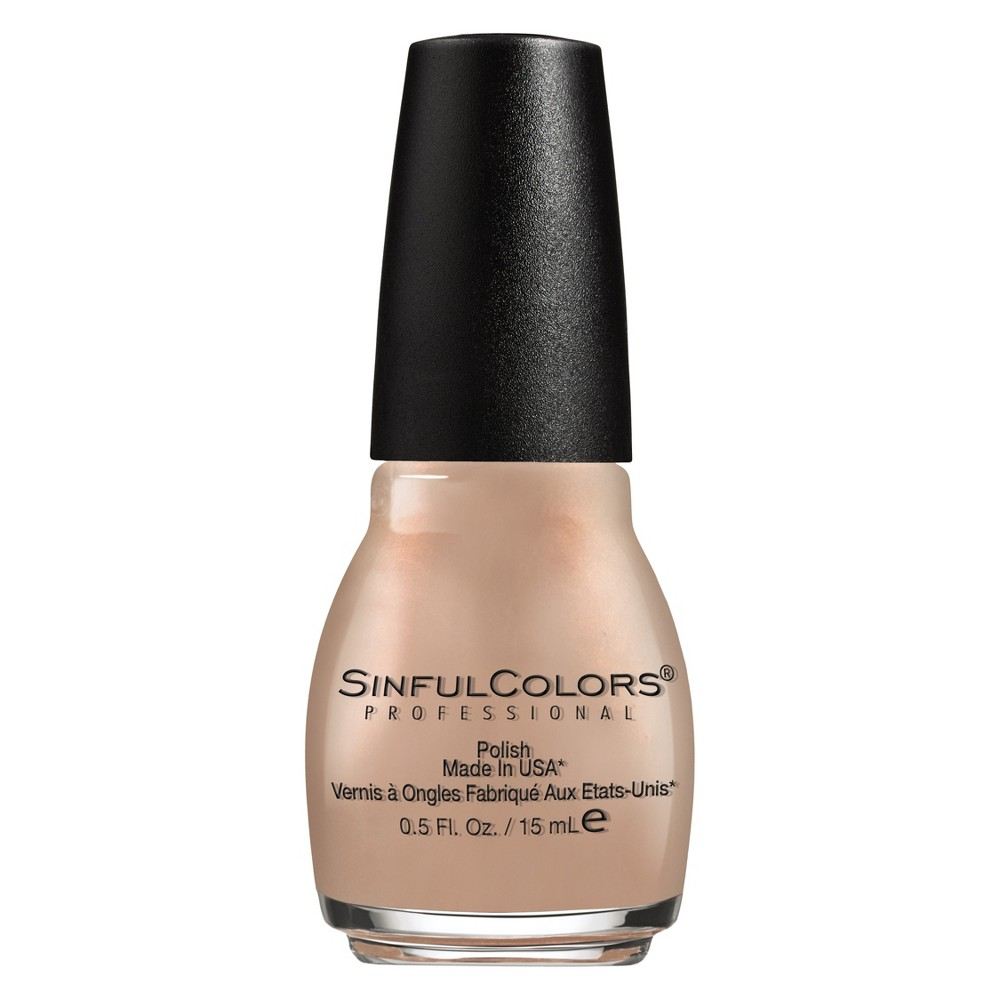 Sinful Colors Nail Polish - Coco Bae - 0.5 fl oz