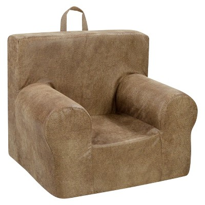 Weston Grab N Go Kidsu0027 Foam Chair With Handle   Cortez Nougat   Kangaroo  Trading Co.