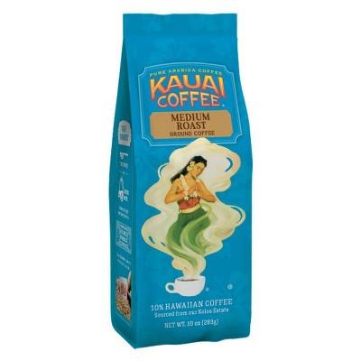 Kauai Coffee Koloa Medium Roast Ground Coffee - 10oz