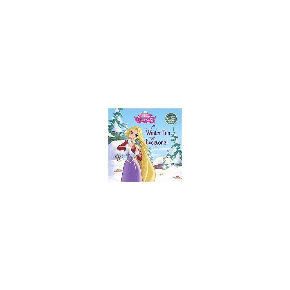 Winter Fun for Everyone! ( Disney Princess) (Mixed media product) by Irene Trimble
