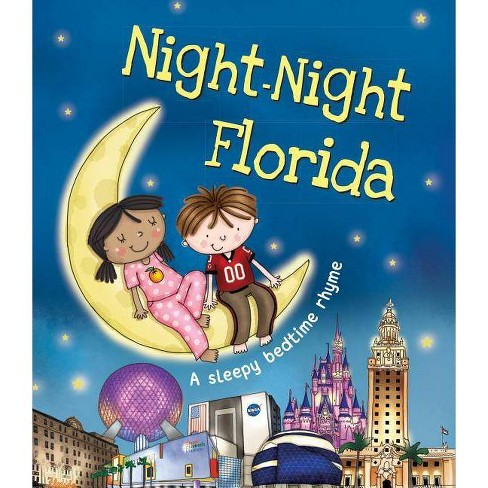 Night-Night Florida - by  Katherine Sully (Board_book) - image 1 of 1
