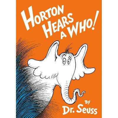 Horton Hears a Who! (Reissue)(Hardcover)- by Dr. Seuss