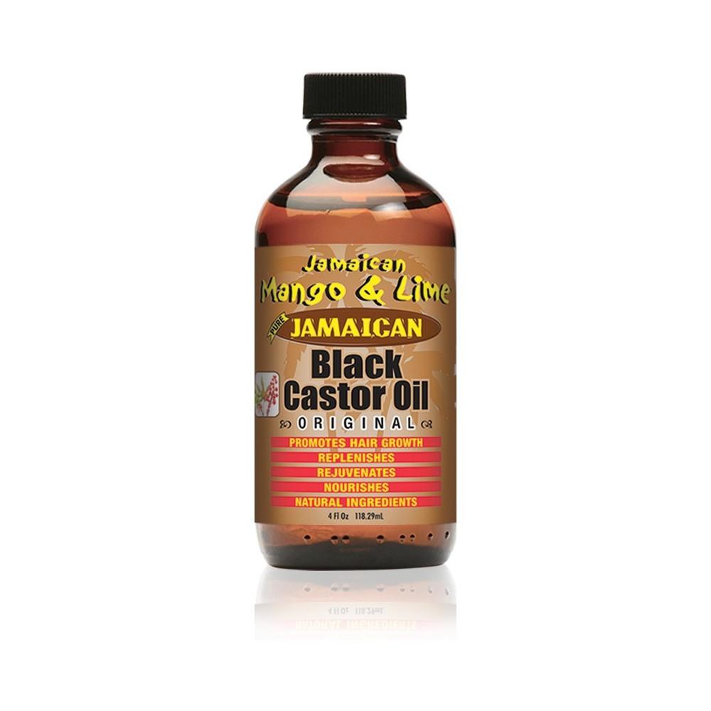 Image of Jamaican Mango and Lime Black Castor Oil Original - 4 fl oz
