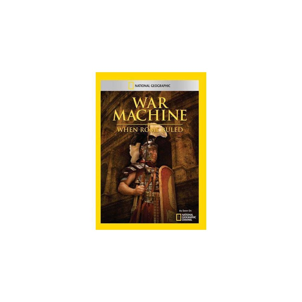 National Geographic: War Machine - When Rome Ruled (DVD)(2015) Reviews