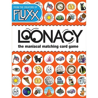 Loonacy Matching Card Game : Target