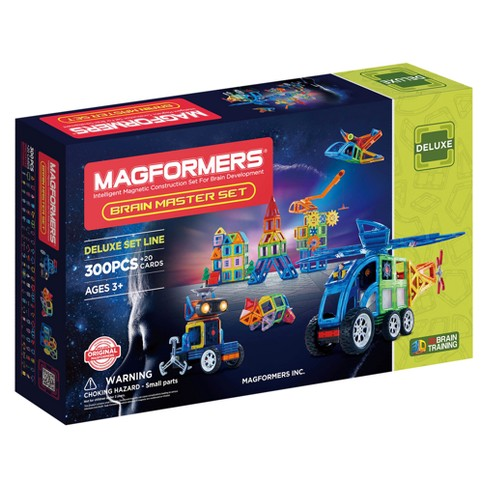 Magformers Brain Master Building Set - 300pc - image 1 of 4