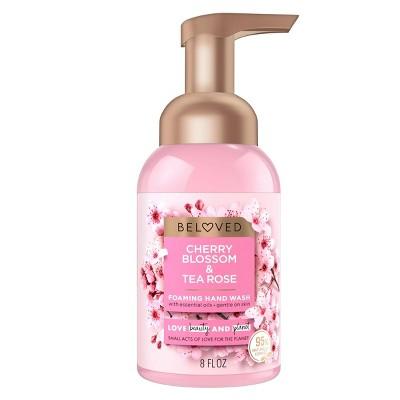 Beloved Cherry Blossom & Tea Rose Hand Wash Soap - 8 fl oz