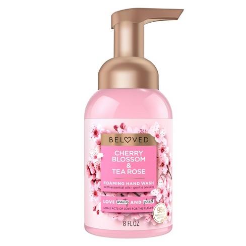 Beloved Cherry Blossom & Tea Rose Hand Wash Soap - 8 fl oz - image 1 of 4