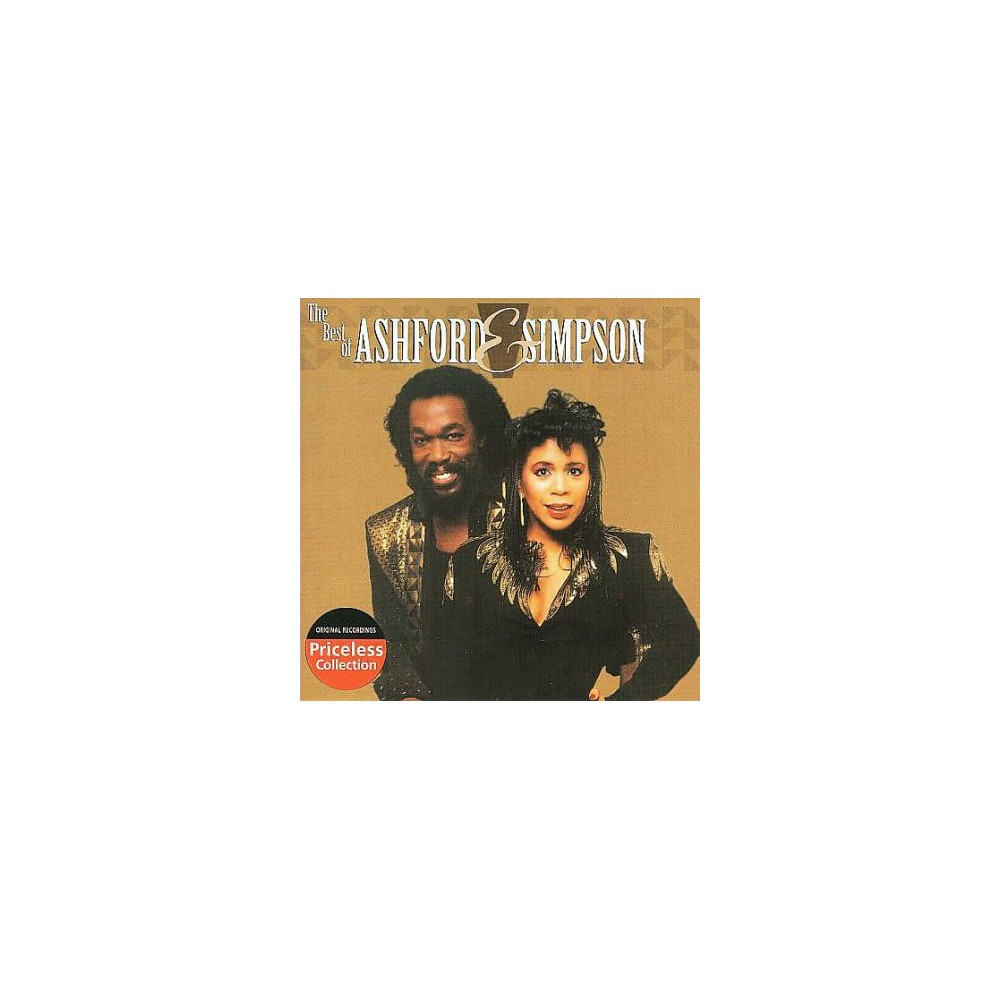 Ashford & Simpson - Best Of Ashford & Simpson (CD)