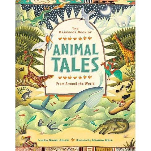 Animal Tales - by  Naomi Adler (Paperback) - image 1 of 1