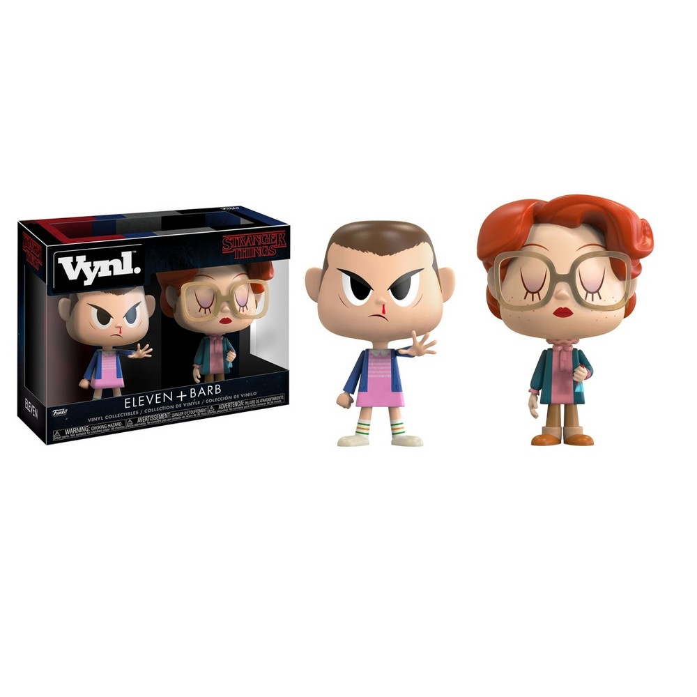 Funko Vynl Television: Stranger Things - Eleven & Barb Mini Figure