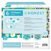 The Honest Company Disposable Diapers - Size 6 (Select Pattern) - image 2 of 4