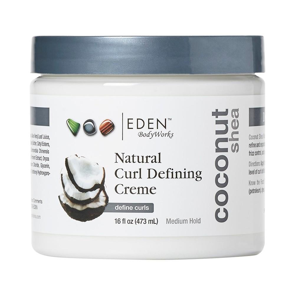 Image of Eden BodyWorks Coconut Shea Curl Defining Creme - 16 fl oz
