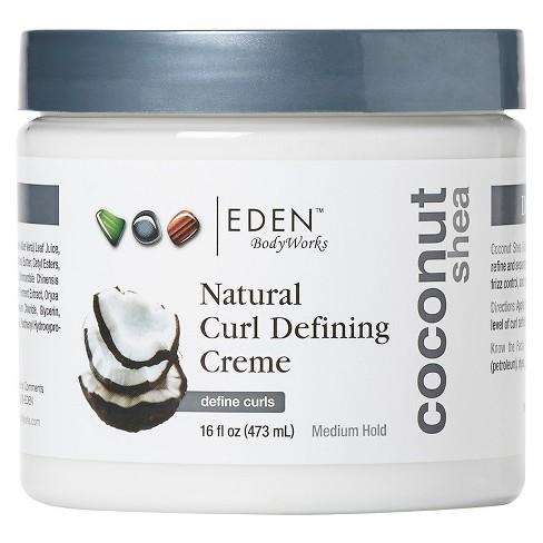 Eden BodyWorks Coconut Shea Curl Defining Creme - 16 fl oz - image 1 of 4