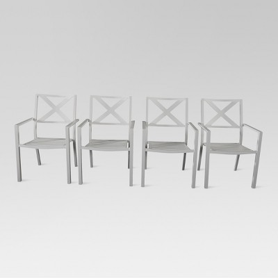 Afton X-back Patio Dining Chair - Threshold™