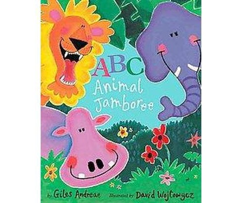 ABC Animal Jamboree (Hardcover) (Giles Andreae) - image 1 of 1