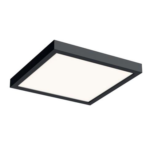 Dals Lighting Cfledsq10 Indoor Outdoor 10 Wide Led Square Flush Mount Ceiling Fixture 3000k 880 Lumens