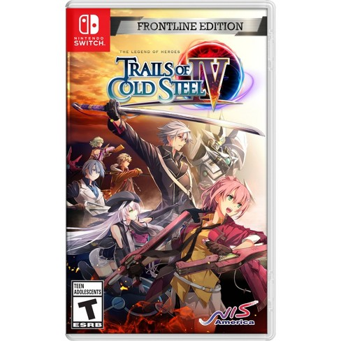 The Legend of Heroes: Trails of Cold Steel IV Frontline Edition - Nintendo Switch - image 1 of 4