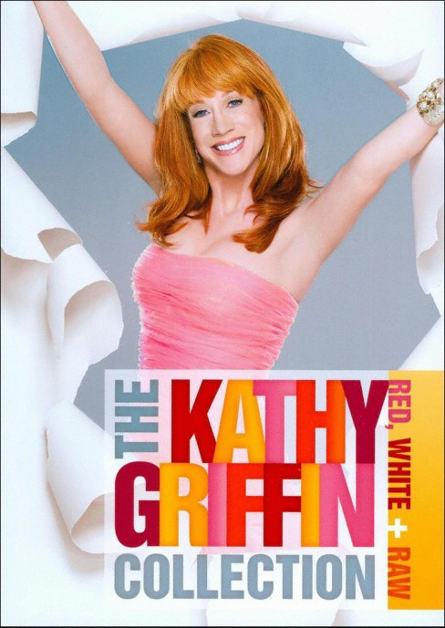 Kathy griffin collection:Red white & (DVD) - image 1 of 1