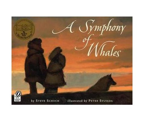 Symphony of Whales (Reprint) (Paperback) (Steve Schuch) - image 1 of 1