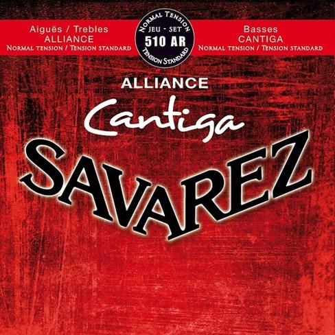 Savarez 510AR Alliance Cantiga Normal Tension Guitar Strings - image 1 of 1