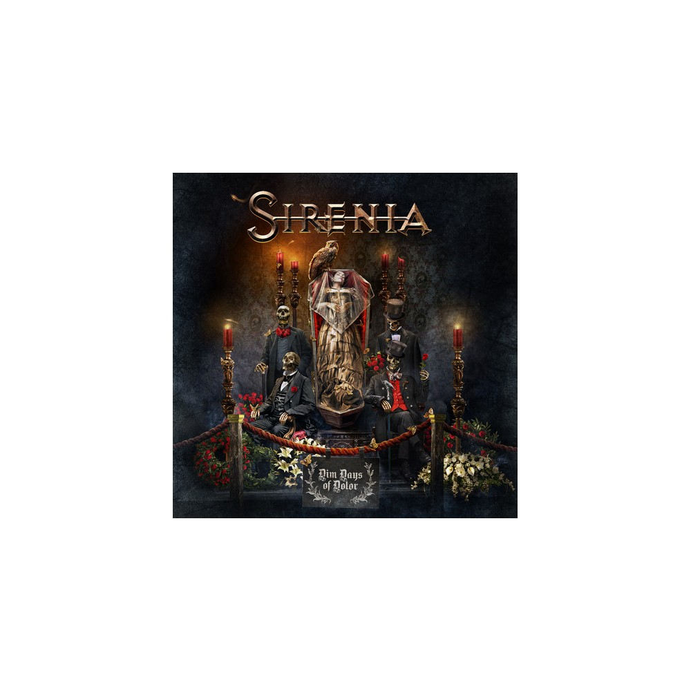 Sirenia - Dim Days Of Dolor (CD)